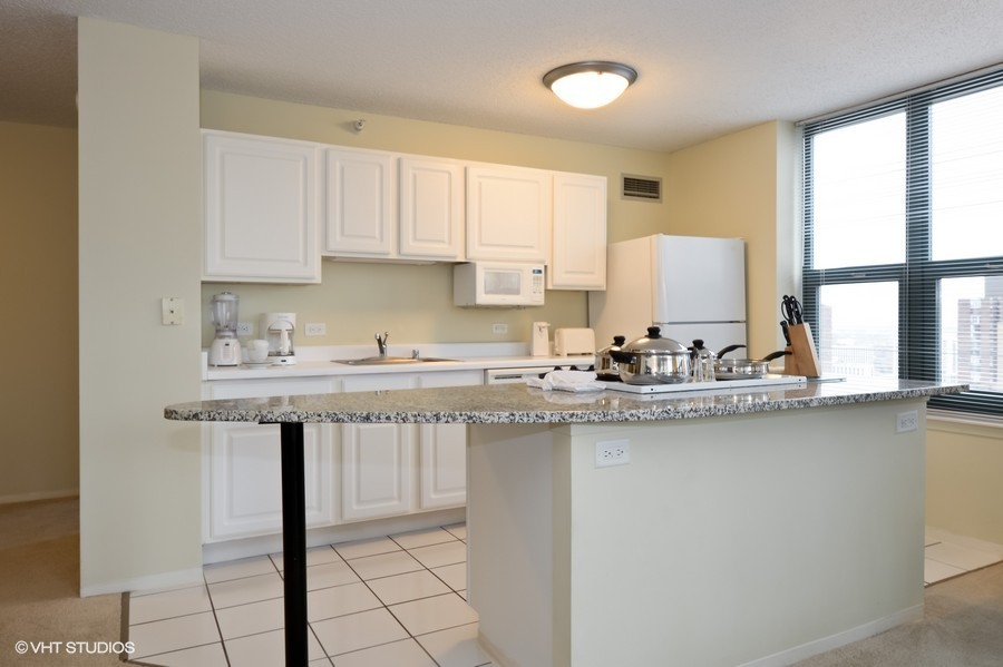 Comfortable Kitchen in a Premier Luxury Suite